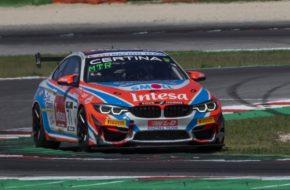 Paolo Meloni Max Tresoldi W&D Racing Team BMW M4 GT4 GT4 European Series Misano