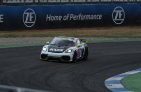 Levi O'Dey Team75 Bernhard Porsche Cayman ADAC GT4 Germany