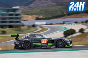 Indy Dontje Philip Ellis Bryce Ward Russell Ward HTP WINWARD Motorsport Mercedes AMG GT3 24H Series Portimao