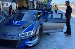 Nicolas Schöll Attempto Racing Audi R8 LMS GT3