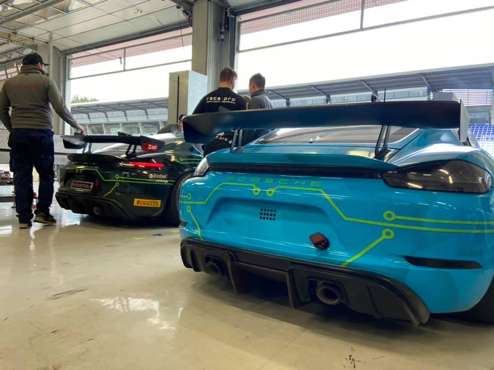Allied-Racing Porsche Cayman