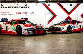 Spencer Pumpelly Rob Ferriol Team Hardpoint Audi R8 LMS GT3
