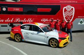 Lanza Motorsport Alfa Romeo Giulia Quadrifoglio