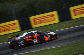 Reinhard Kofler Laura Kraihamer True Racing KTM X-Bow GT4 ADAC GT4 Germany Nürburgring