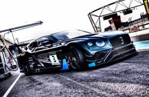 Maxime Soulet Jules Gounon Rodrigo Baptista K-PAX Racing Bentley Continental GT3 GT World Challenge Endurance Cup Le Castellet