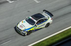Georg Braun Stephan Grotstollen MRS Besagroup Racing Team BMW M4 GT4 ADAC GT4 Germany Red Bull Ring