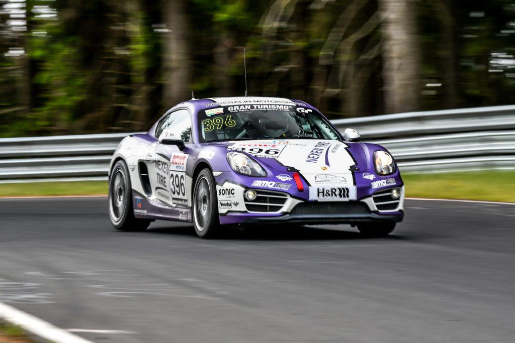 Adrenalin Motorsport Porsche Cayman Nürburgring Langstrecken-Serie Nürburgring-Nordschleife
