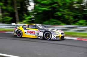 Lucas Auer Philipp Eng ROWE Racing BMW M6 GT3 Nürburgring Langstrecken-Serie Nürburgring-Nordschleife
