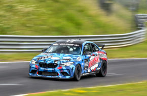 Walkenhorst Motorsport BMW M2 CS Racing Nürburgring Langstrecken-Serie Nürburgring-Nordschleife
