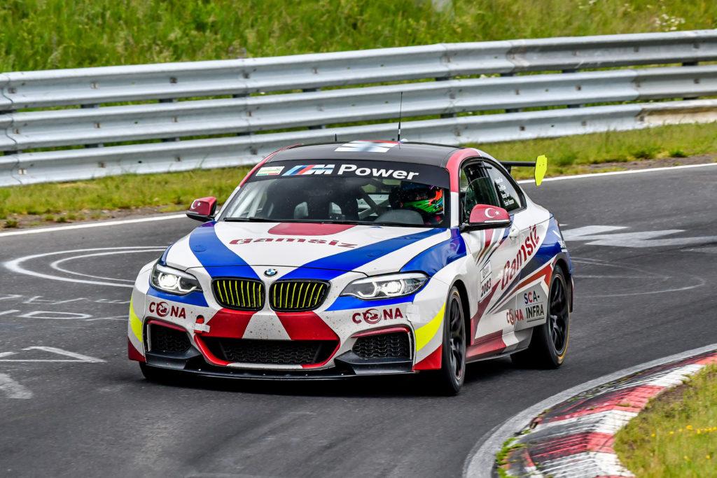 JJ Motorsport BMW M240i Racing Nürburgring Langstrecken-Serie Nürburgring-Nordschleife