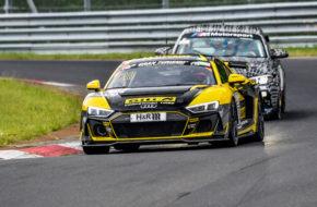 Carrie Schreiner WS Racing Audi R8 LMS GT4 Nürburgring Langstrecken-Serie Nürburgring-Nordschleife