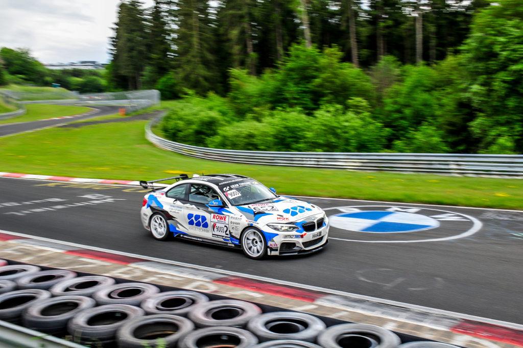 Adrenalin Motorsport BMW M240i Racing Nürburgring Langstrecken-Serie Nürburgring-Nordschleife