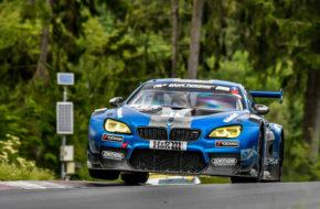 Mikkel Jensen David Pittard Christian Krognes Walkenhorst Motorsport BMW M6 GT3 Nürburgring Langstrecken-Serie Nürburgring-Nordschleife