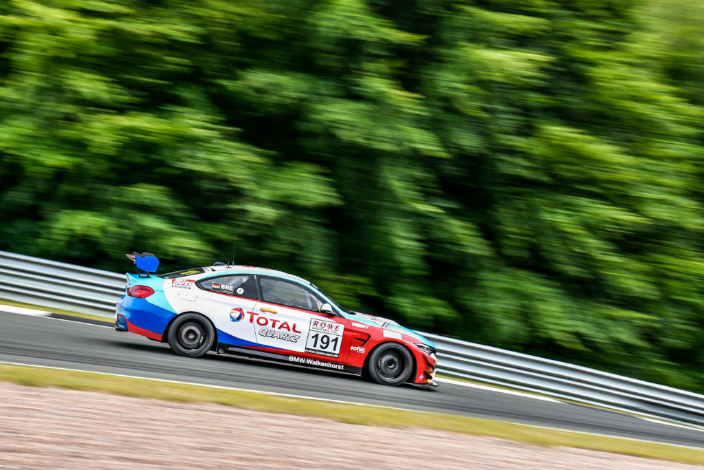 Walkenhorst Motorsport BMW M6 GT3