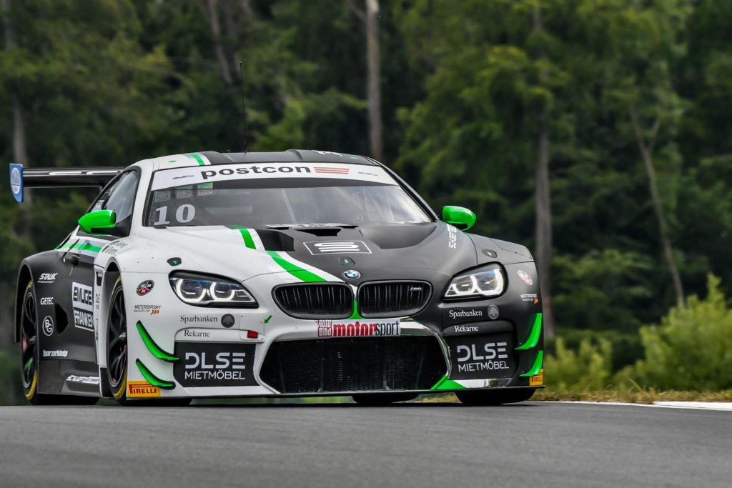 Schubert Motorsport BMW M6 GT3