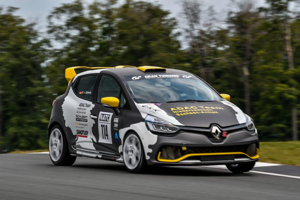 Schubert Motorsport Renault Clio Cup