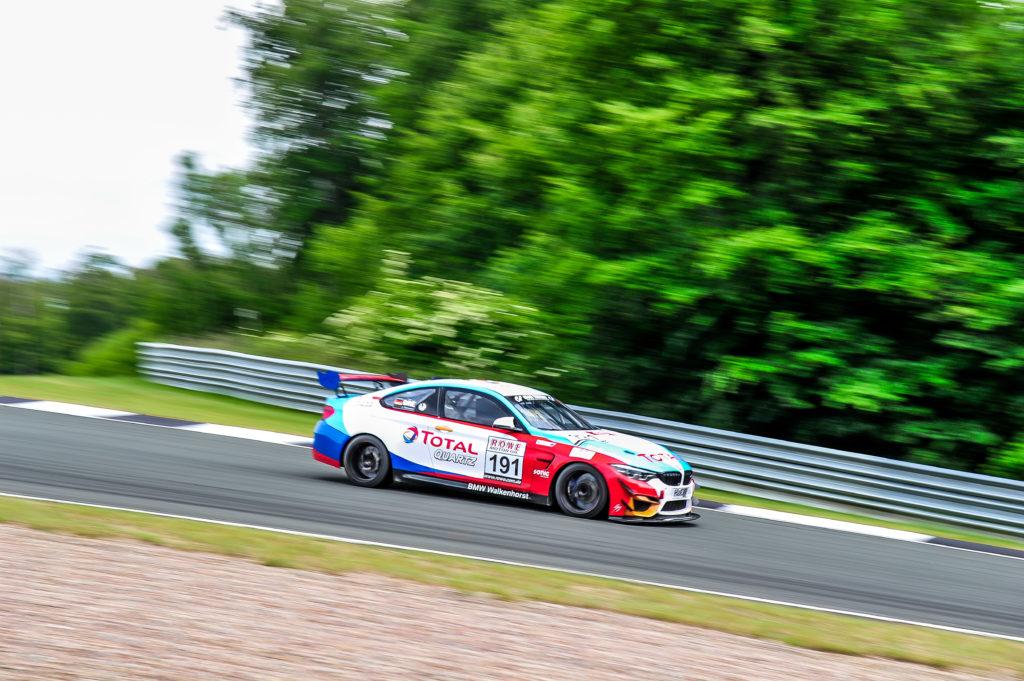 Walkenhorst Motorsport BMW M4 GT4