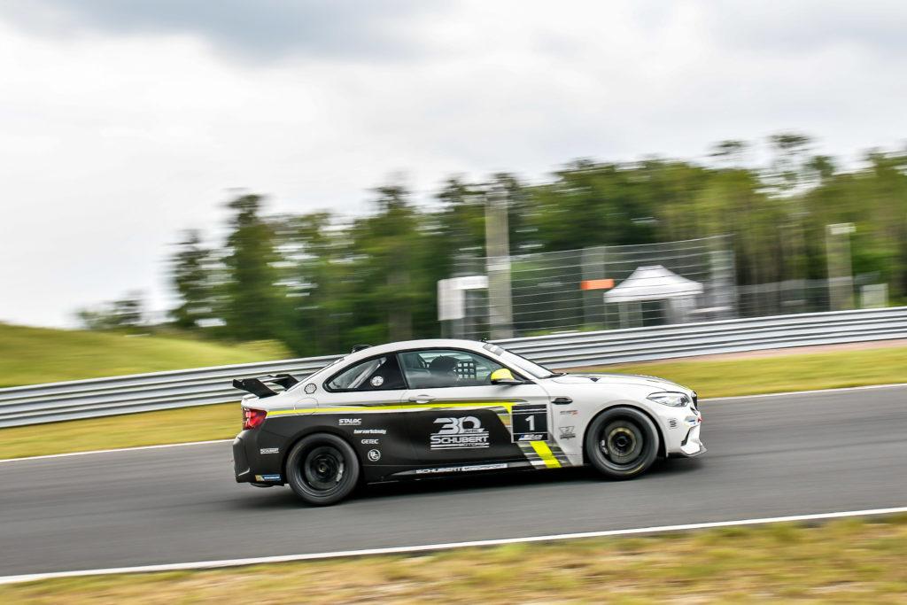 Schubert Motorsport BMW M2 CS Racing