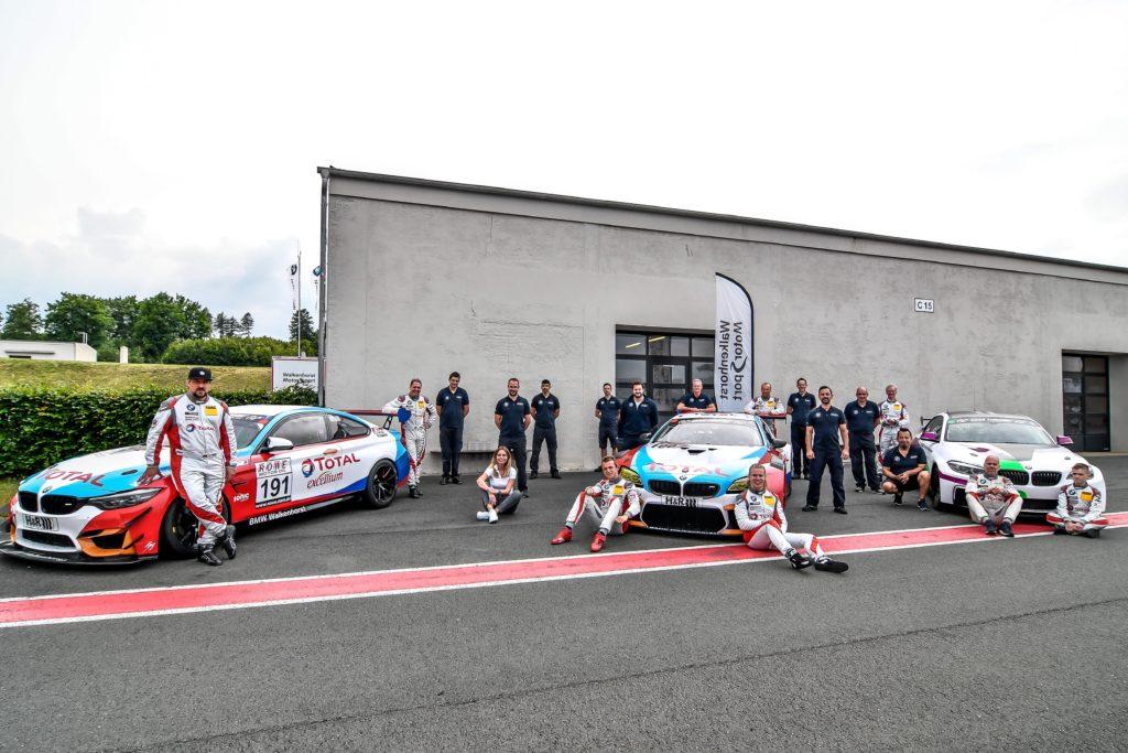 Walkenhorst Motorsport Gruppenbild