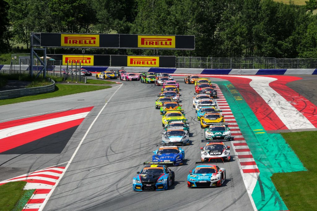 ADAC GT Masters Red Bull Ring 2019