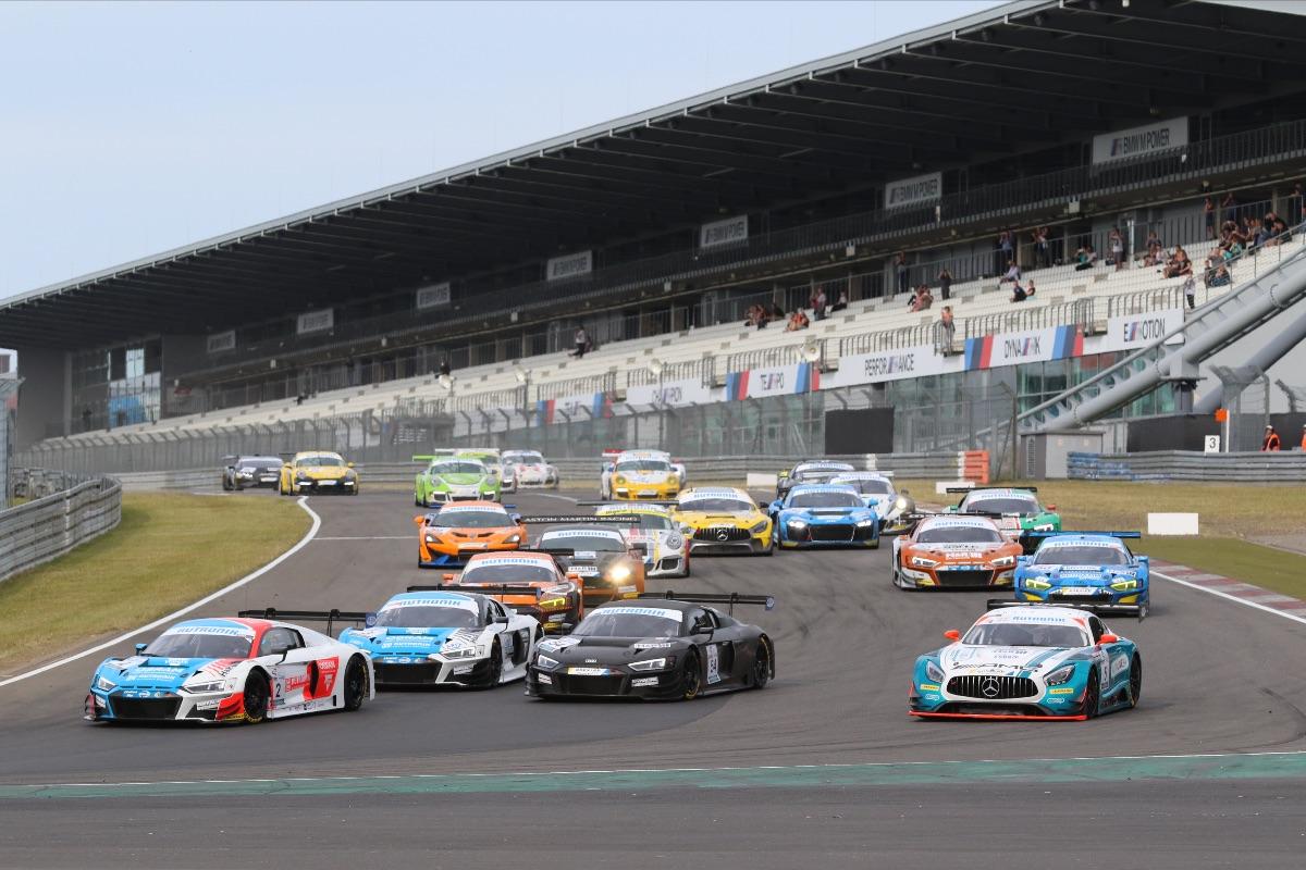 GTC Race Nürburgring