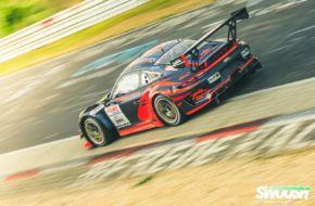 Marco Holzer Patrick Kolb Lorenzo Rocco di Torrepadula Huber Motorsport Porsche 911 GT3 R Nürburgring Langstrecken-Serie Nürburgring-Nordschleife