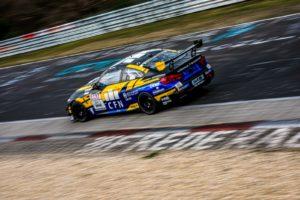 Yannick Fübrich David Griessner Florian Naumann Adrenalin Motorsport Team CFN BMW M4 GT4 Nürburgring Langstrecken-Serie