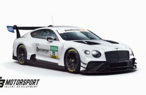 Constantin Schöll T3 Motorsport Bentley Continental GT3 ADAC GT Masters