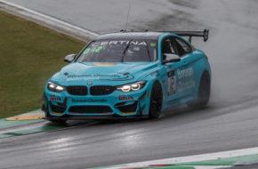 Cem Bolukbasi Yağız Gedik Borusan Otomotiv Motorsport BMW M4 GT4 GT4 European Series Imola