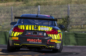 Bas Schouten Gabriele Piana RN Vision STS Racing BMW M4 GT4 GT4 European Series Imola