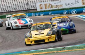 Heiko Hammel Porsche 911 RSR Youngtimer Trophy Hockenheim