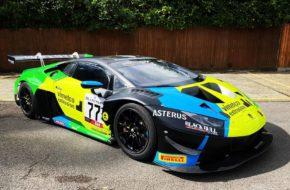 Barwell Motorsport Lamborghini Huracan GT3