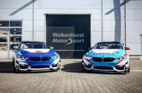 Walkenhorst Motorsport BMW M4 DTM Trophy