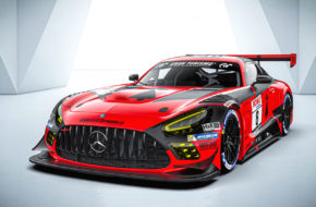 GetSpeed Performance Mercedes AMG GT3