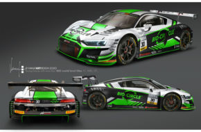 Rolf Ineichen Mirko Bortolotti WRT Audi R8 LMS GT3 ADAC GT Masters