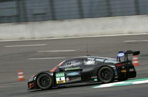 Rahel Frey Hendrik von Danwitz Aust Motorsport Audi R8 LMS GT3 ADAC GT Masters