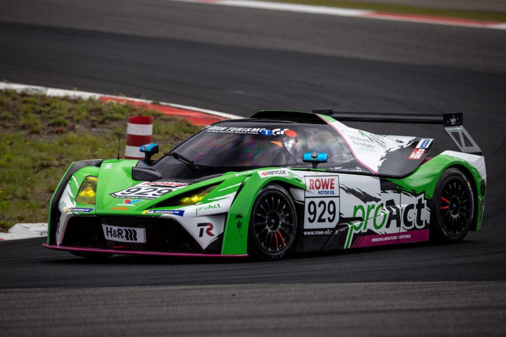 Teichmann Racing KTM X-Bow GT4