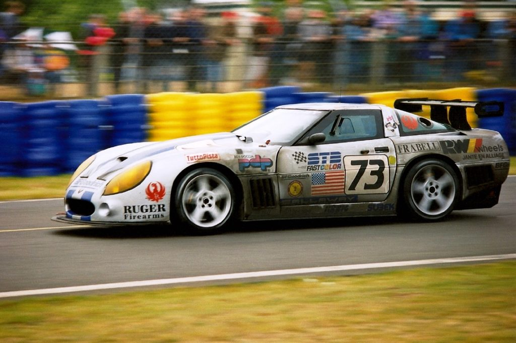 Callaway Competition Corvette C4
