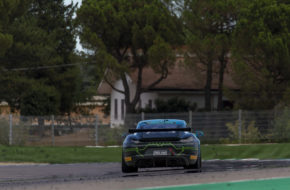 Jörg Viebahn Nicolaj Möller Madsen Allied-Racing Porsche 718 Cayman GT4 Clubsport MR GT4 European Series Imola
