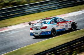 Ben Tuck Tobias Wahl Florian Weber Walkenhorst Motorsport BMW M4 GT4 Nürburgring Langstrecken-Serie Nürburgring-Nordschleife