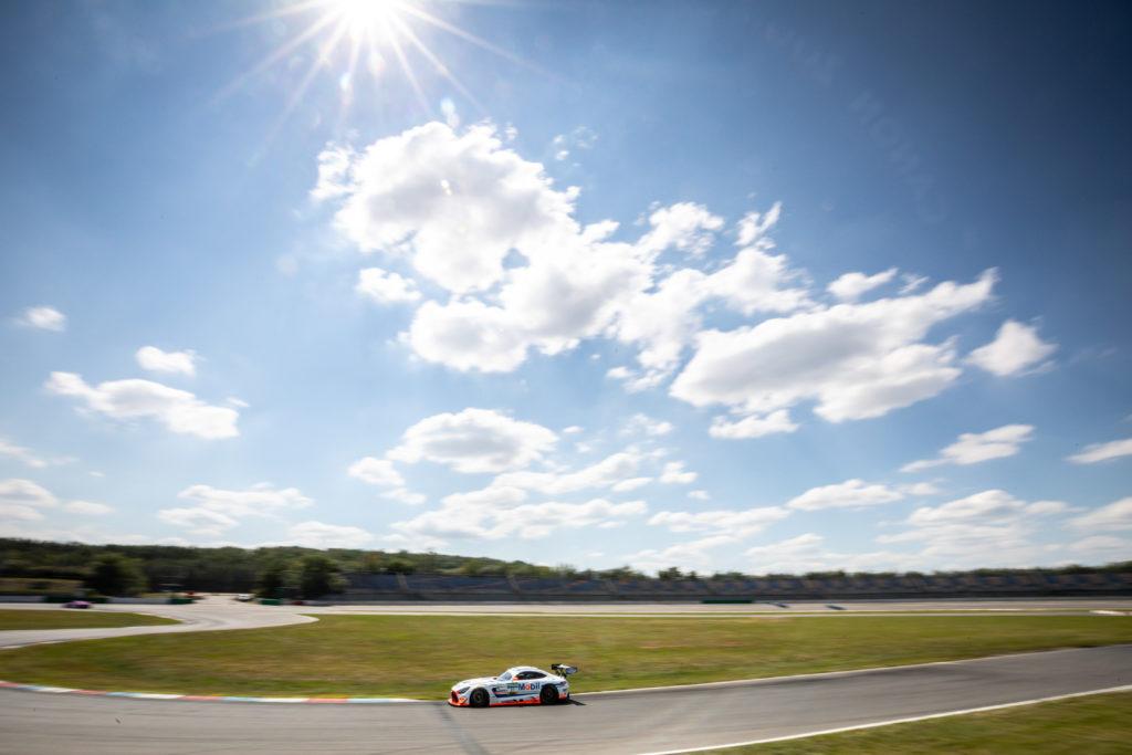 Daniel Keilwitz Jimmy Eriksson Zakspeed Mercedes-AMG GT3 ADAC GT Masters Lausitzring