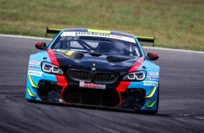 Niklas Krütten Martin Tomczyk MRS GT-Racing BMW M6 GT3 ADAC GT Masters Lausitzring