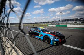 Martin Tomczyk MRS GT-Racing BMW M6 GT3 ADAC GT Masters Lausitzring