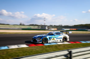 Philip Ellis Raffaele Marciello HTP-Winward Motorsport Mercedes AMG GT3 ADAC GT Masters Lausitzring
