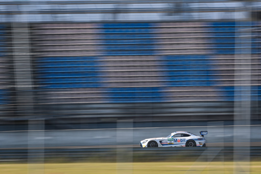 Dorian Boccolacci Mick Wishofer Team Zakspeed BKK Mobil Oil Racing Mercedes AMG GT3 ADAC GT Masters Lausitzring