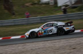 Hendrik Still Horst Hadergasser KÜS Team75 Bernhard Porsche Cayman ADAC GT4 Germany Zandvoort