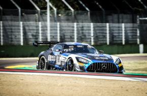 Raffaele Marciello Felipe Fraga Timur Boguslavskiy AKKA ASP Mercedes AMG GT3 GT World Challenge Europe
