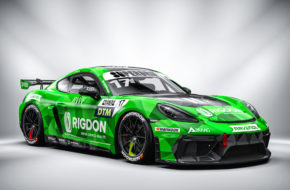 Rudolf Rhyn Phoenix Racing Porsche Cayman DTM Trophy