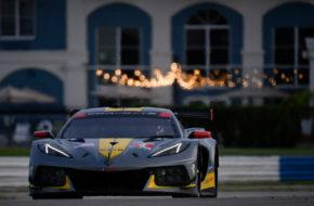 Oliver Gavin Tommy Milner Corvette Racing Corvette C8.R IMSA WeatherTech SportsCar Championship Sebring