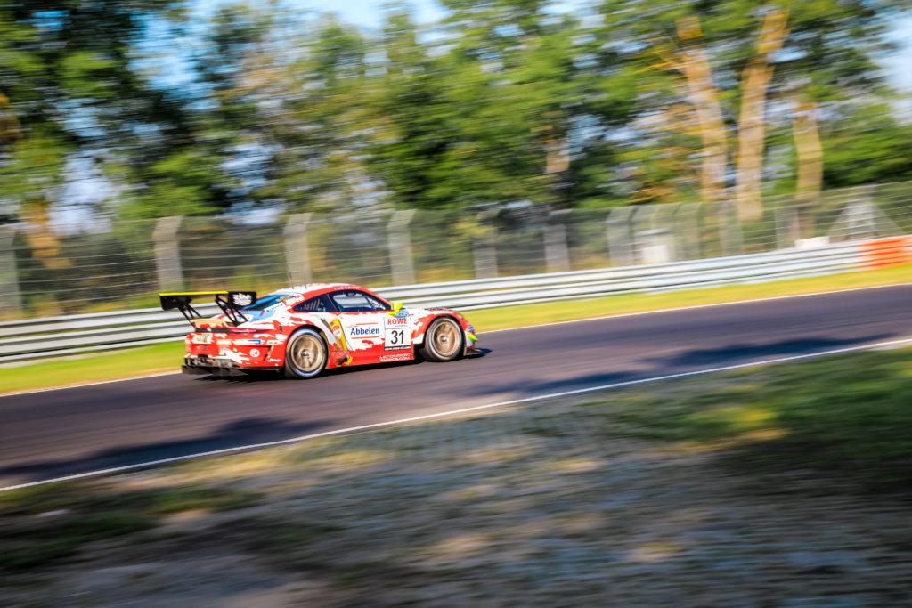 Alex Müller Michael Christensen Frikadelli Racing porsche 911 GT3 R Nürburgring Langstrecken-Serie Nürburgring-Nordschleife